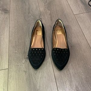Dolce Vita suede flats size 5 1/2